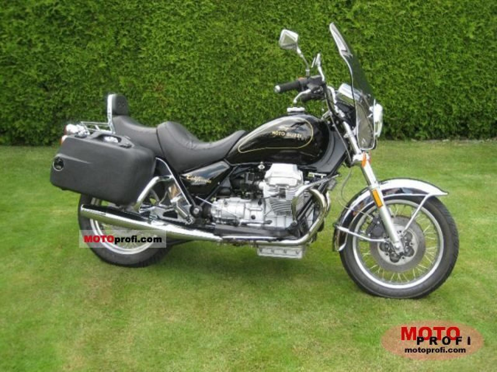 Moto Guzzi California 1100 i 1997 images #108839