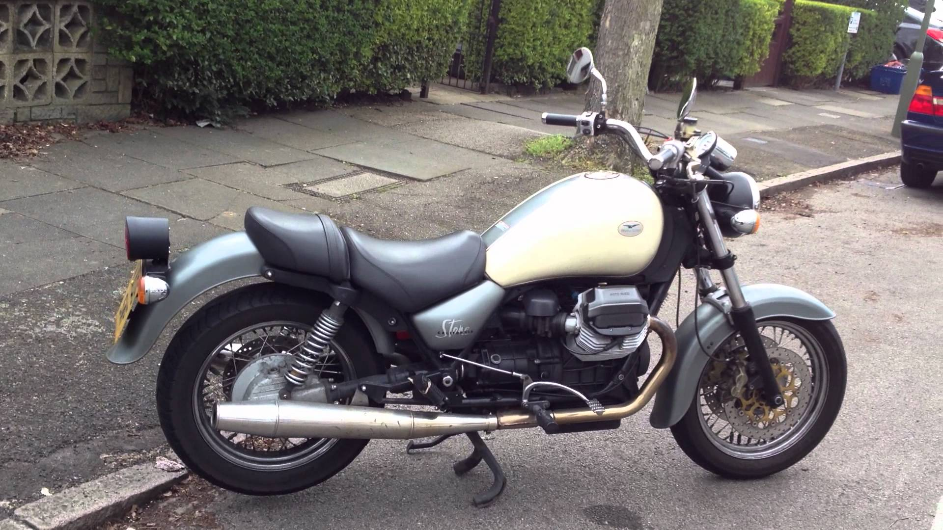 Moto Guzzi California Jackal 2001 images #109128
