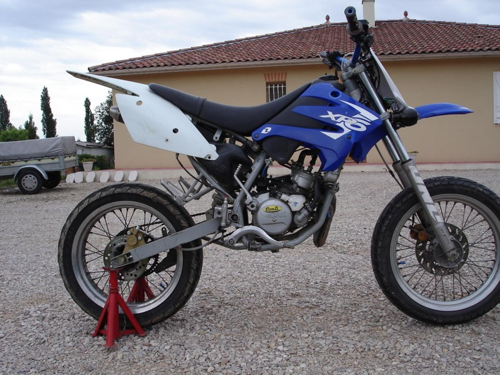 Peugeot XP6 50 Supermotard 2002 images #119469