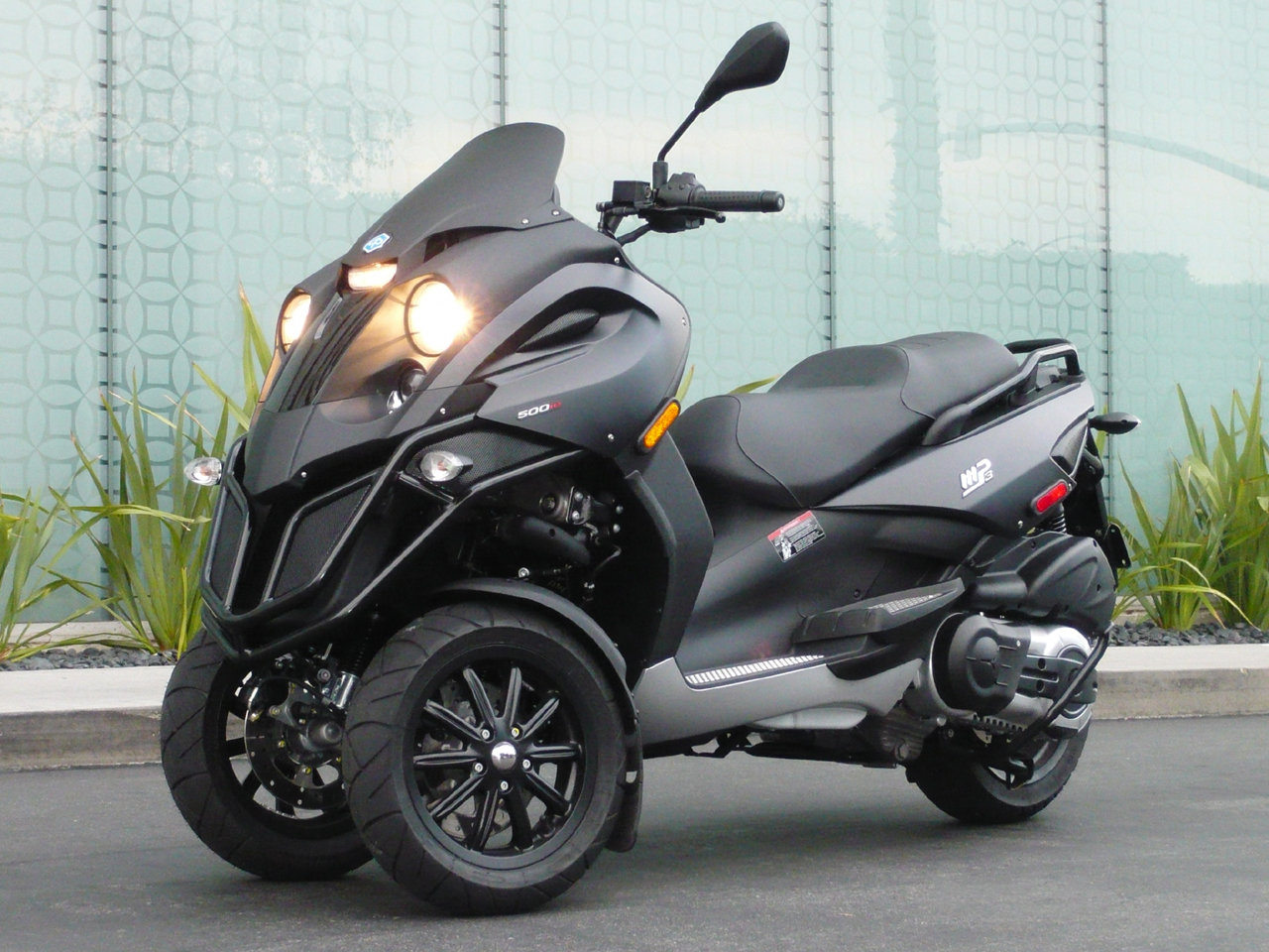 Piaggio MP3 Touring 500 Sport wallpapers #161173