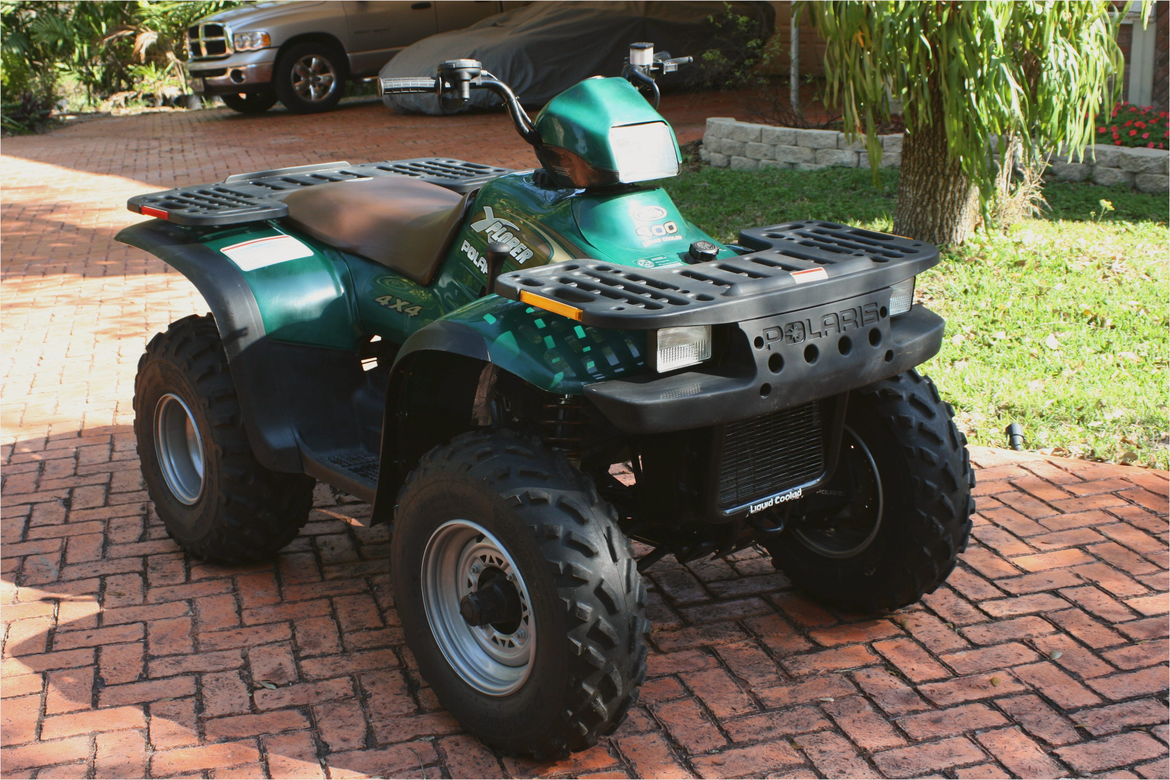 Polaris Xplorer 400 2000 images #120854