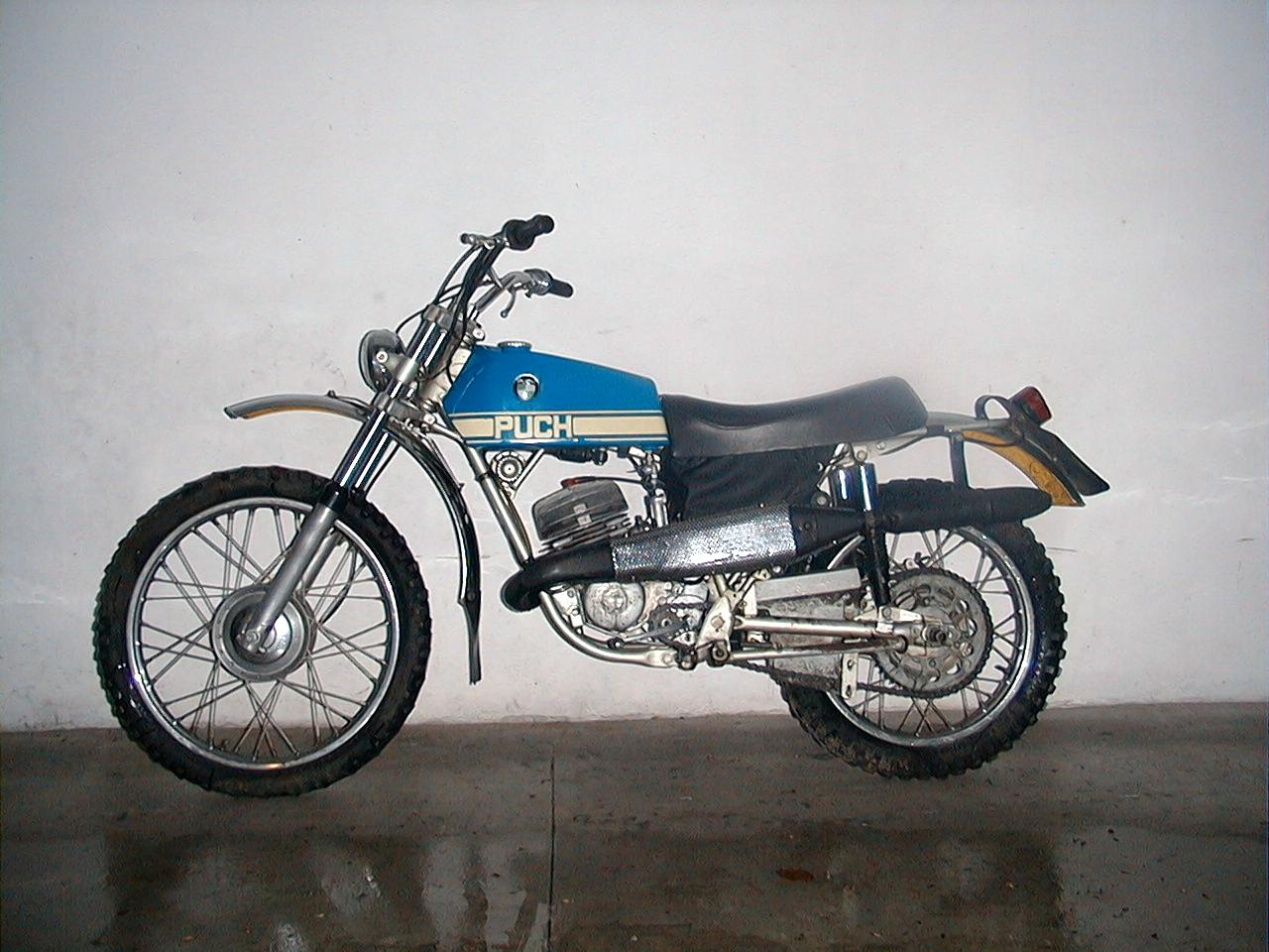 Puch 125 Enduro (6-speed) images #169703