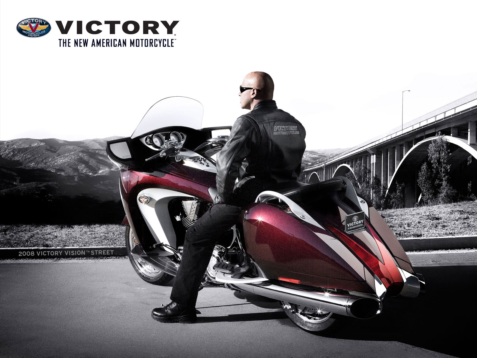 Victory Vision Street 2009 wallpapers #129835
