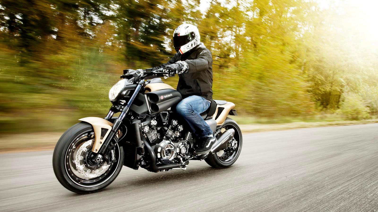 Yamaha VMAX Hyper Modified Marcus Walz 2013 images #92099