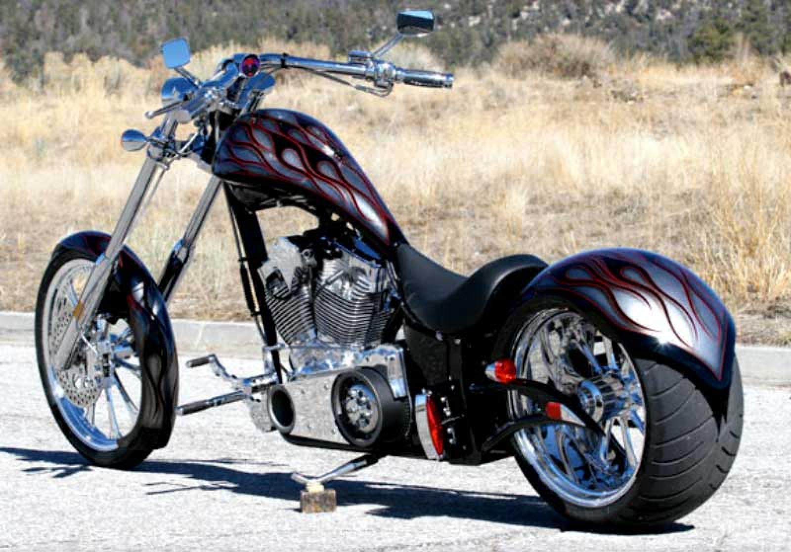 Big Bear Choppers Screamin Demon 100 Carb images #63560