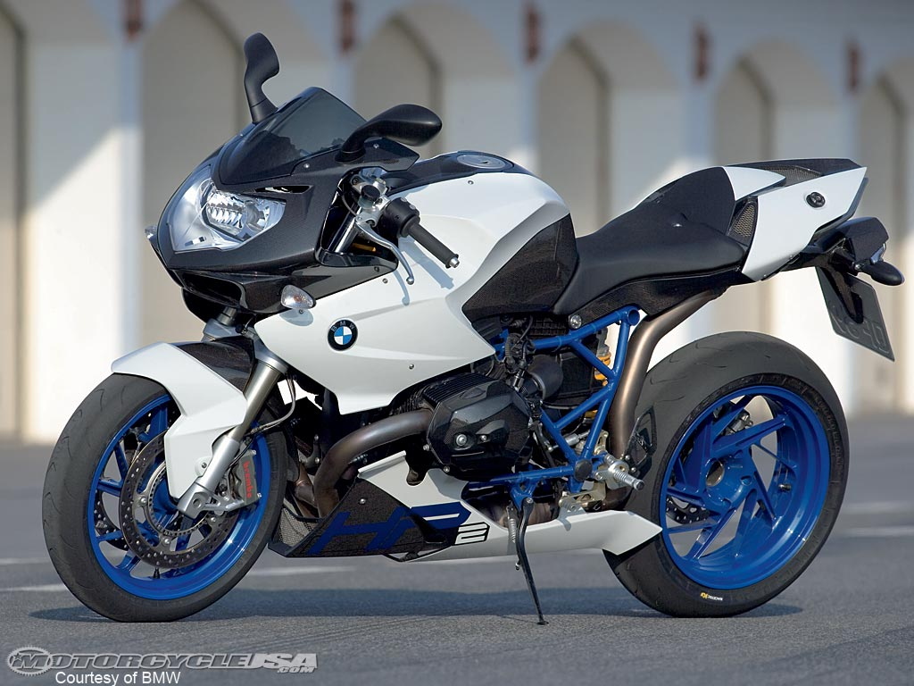 BMW HP2 Megamoto 2010 images #78108