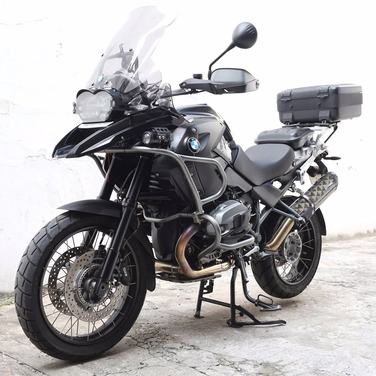 BMW R1200GS Triple Black images #8713