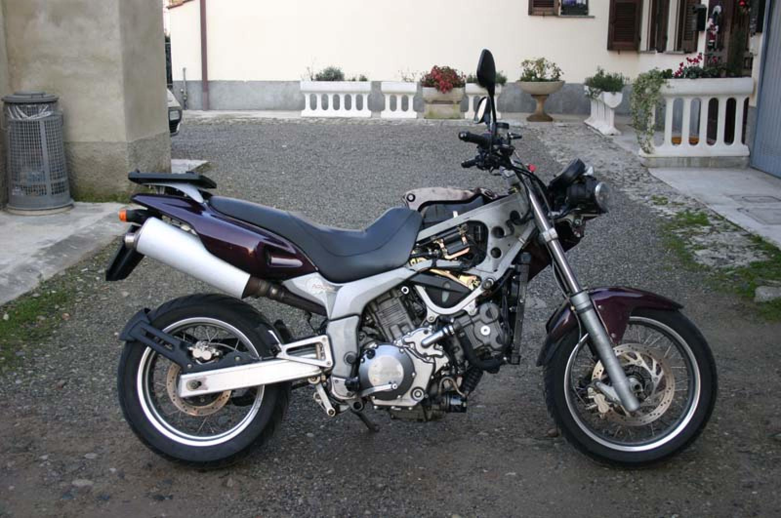 Cagiva Navigator 1000 2002 images #162854