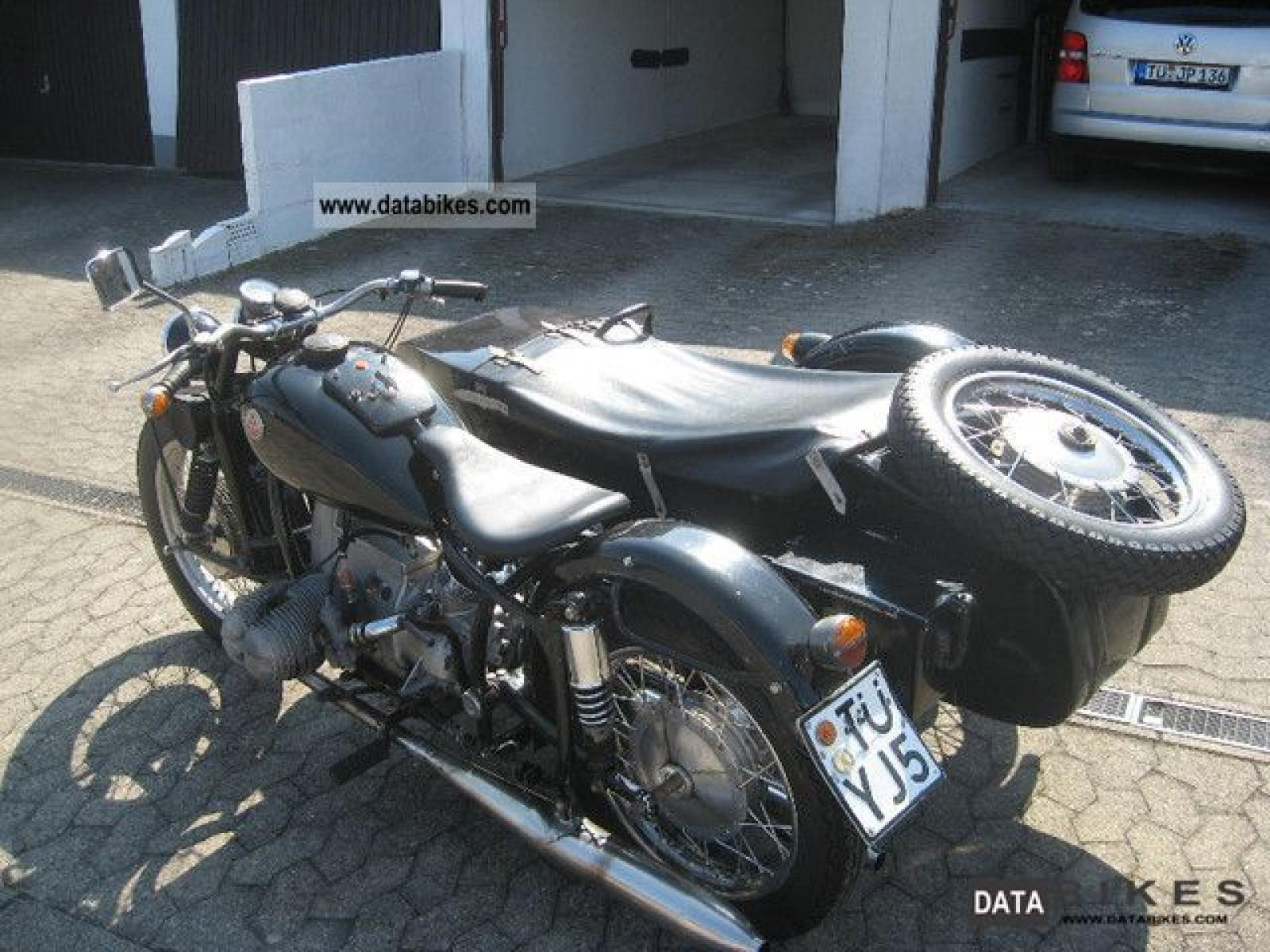 Dnepr MT 10 with sidecar 1981 images #70395