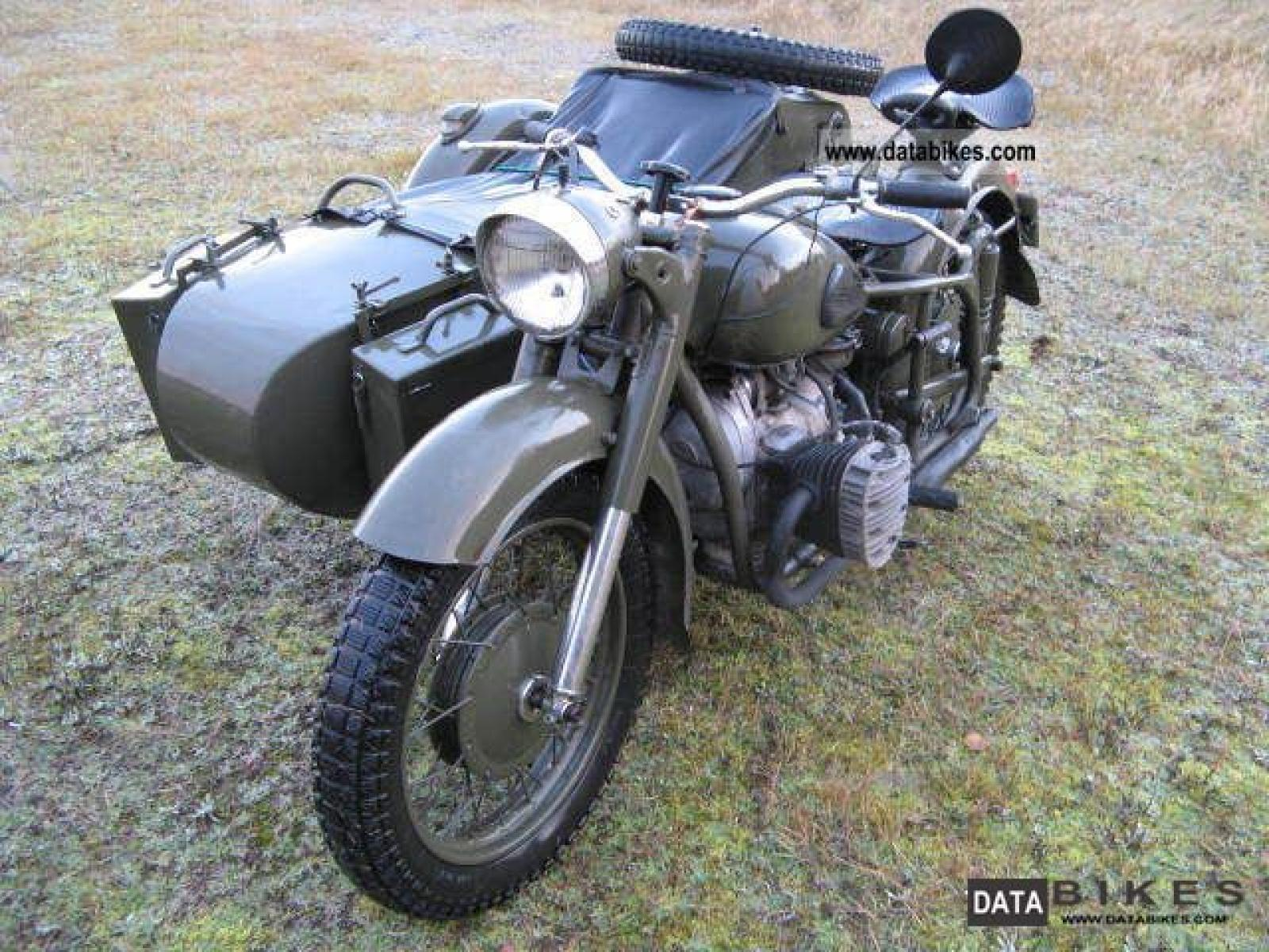 Dnepr MT 12 with sidecar 1982 images #70195