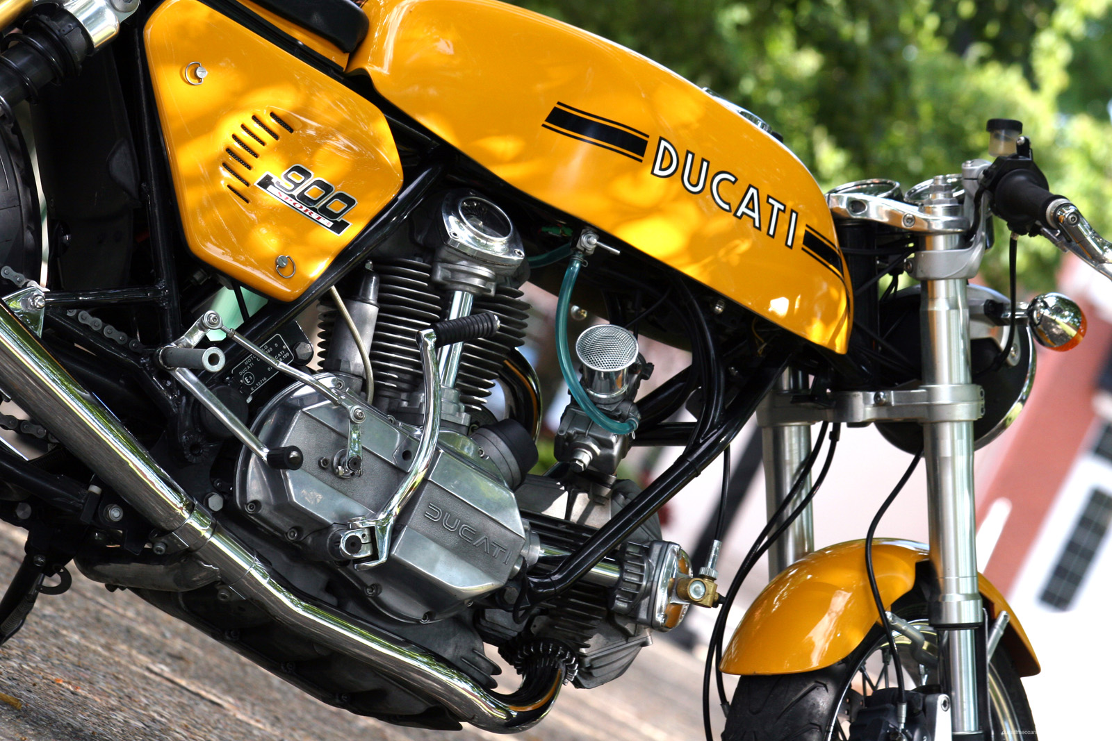 Ducati 860 GTS 1978 wallpapers #167927