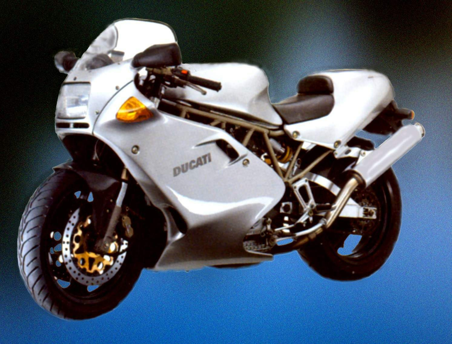 Ducati 900 SS FE 1998 wallpapers #156310