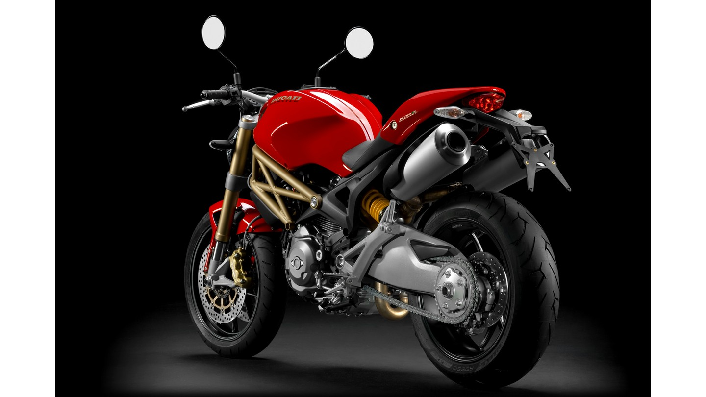 Ducati Monster 696 20th Anniversary 2013 wallpapers #26681