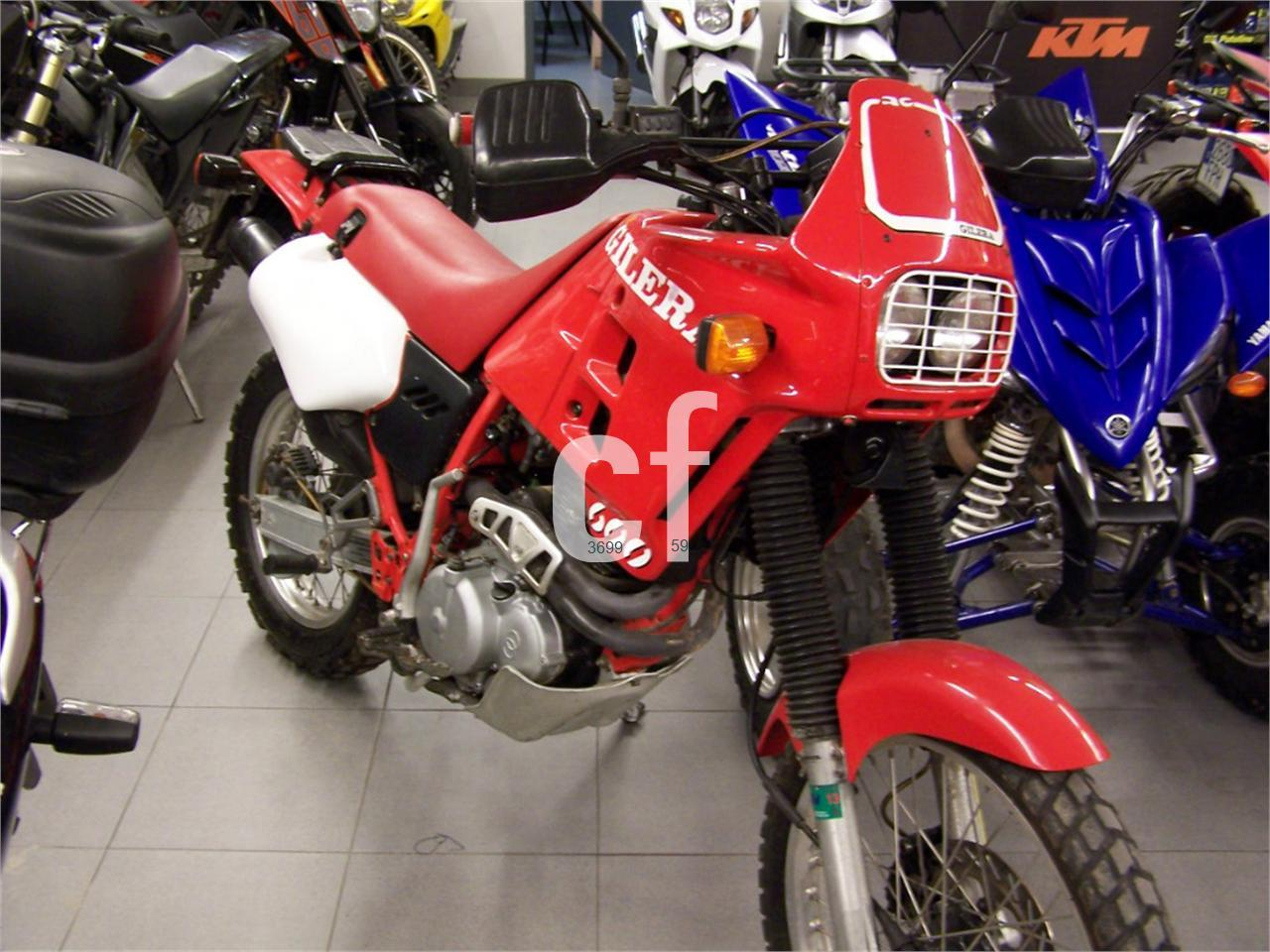 Gilera 600 Nordwest 1992 images #154130