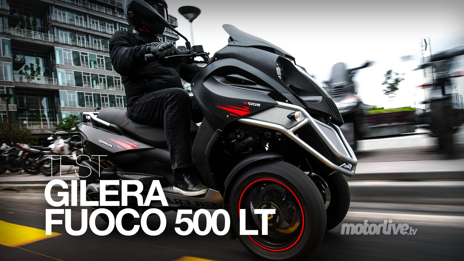 Gilera Fuoco 500 ie 2008 images #74156