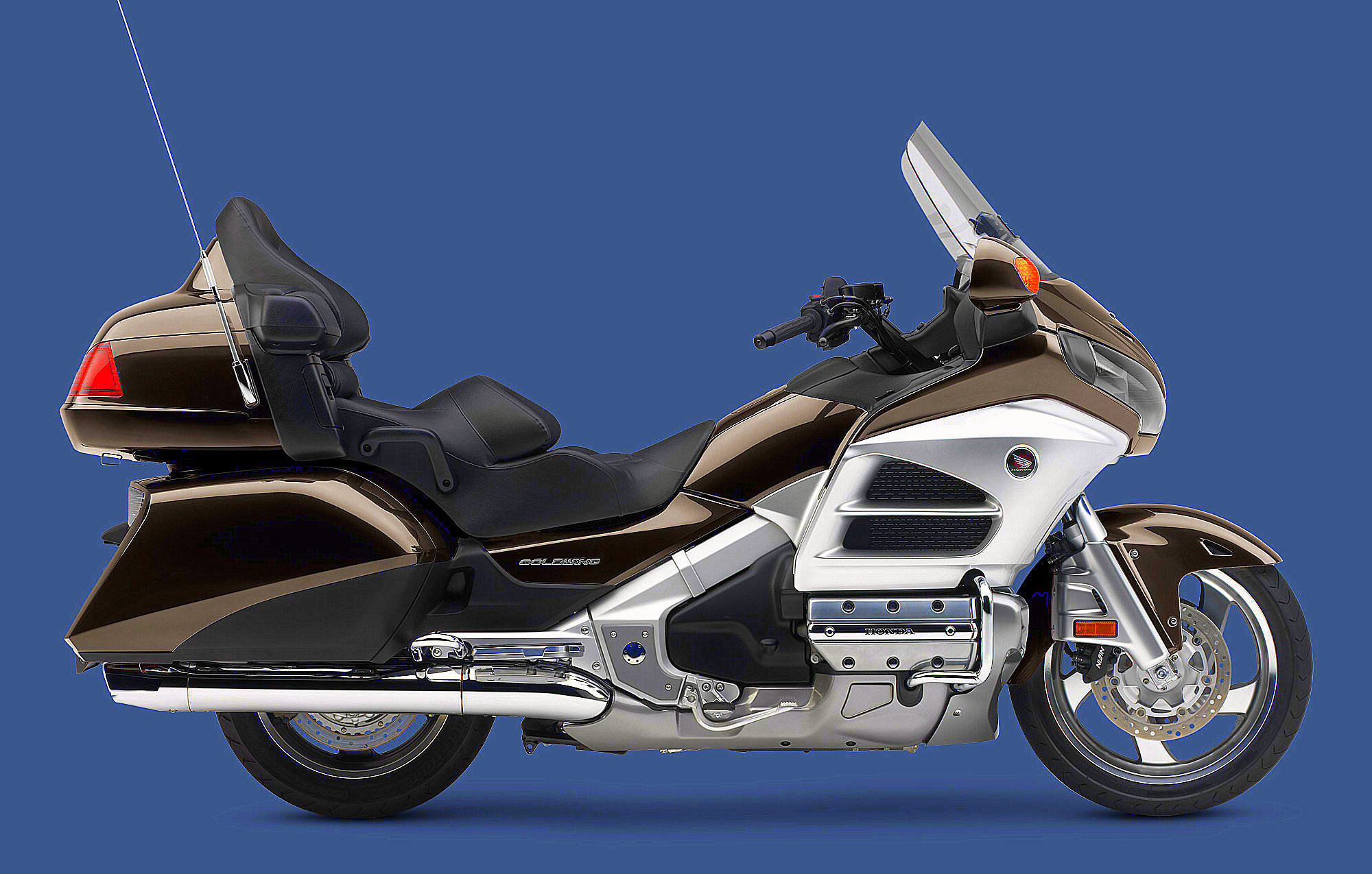 Honda GL 1800 Gold Wing 2013 images #83168