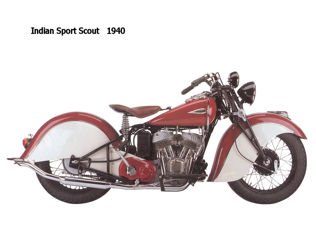 Indian Scout wallpapers #143509