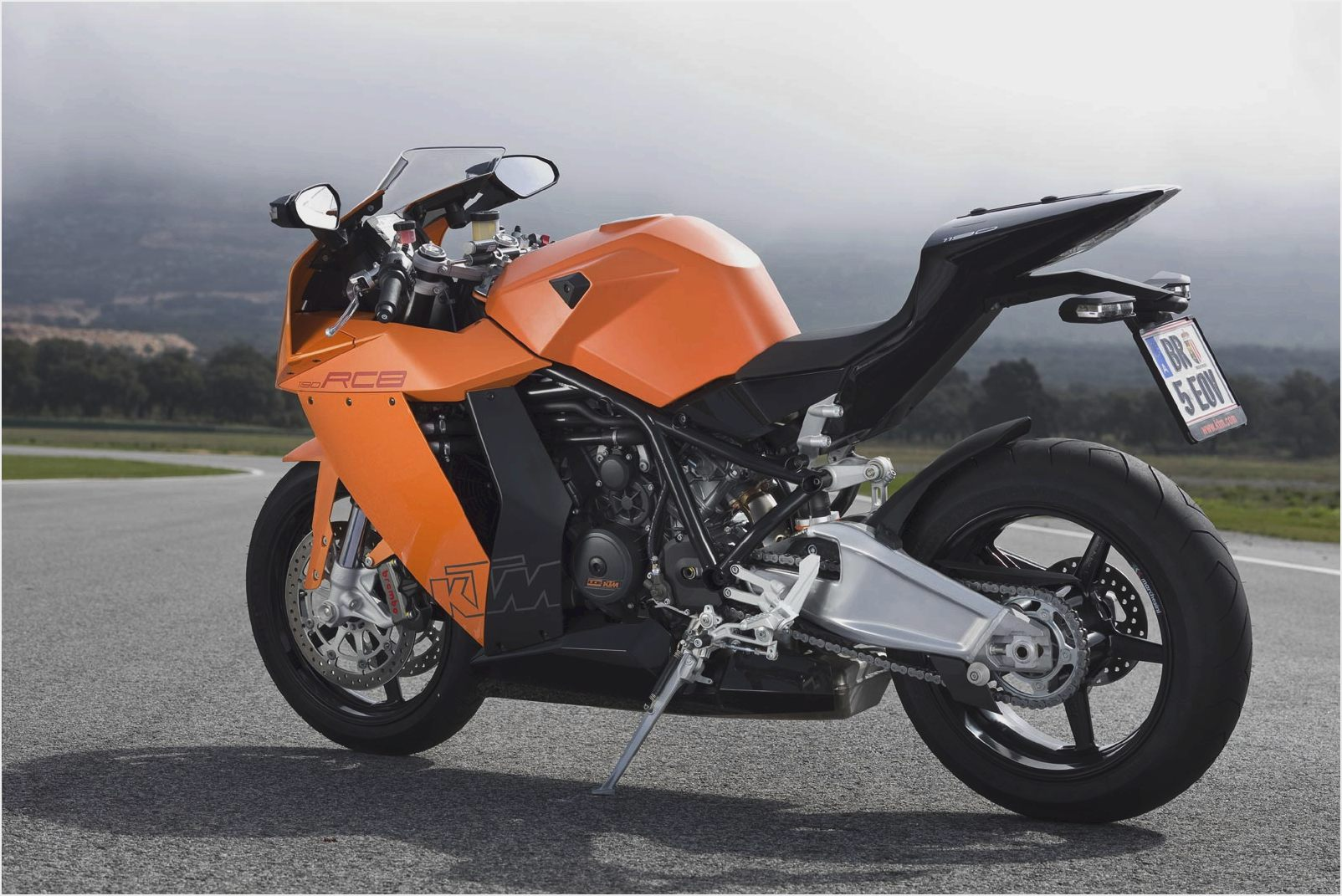 KTM RC8 2009 wallpapers #135488