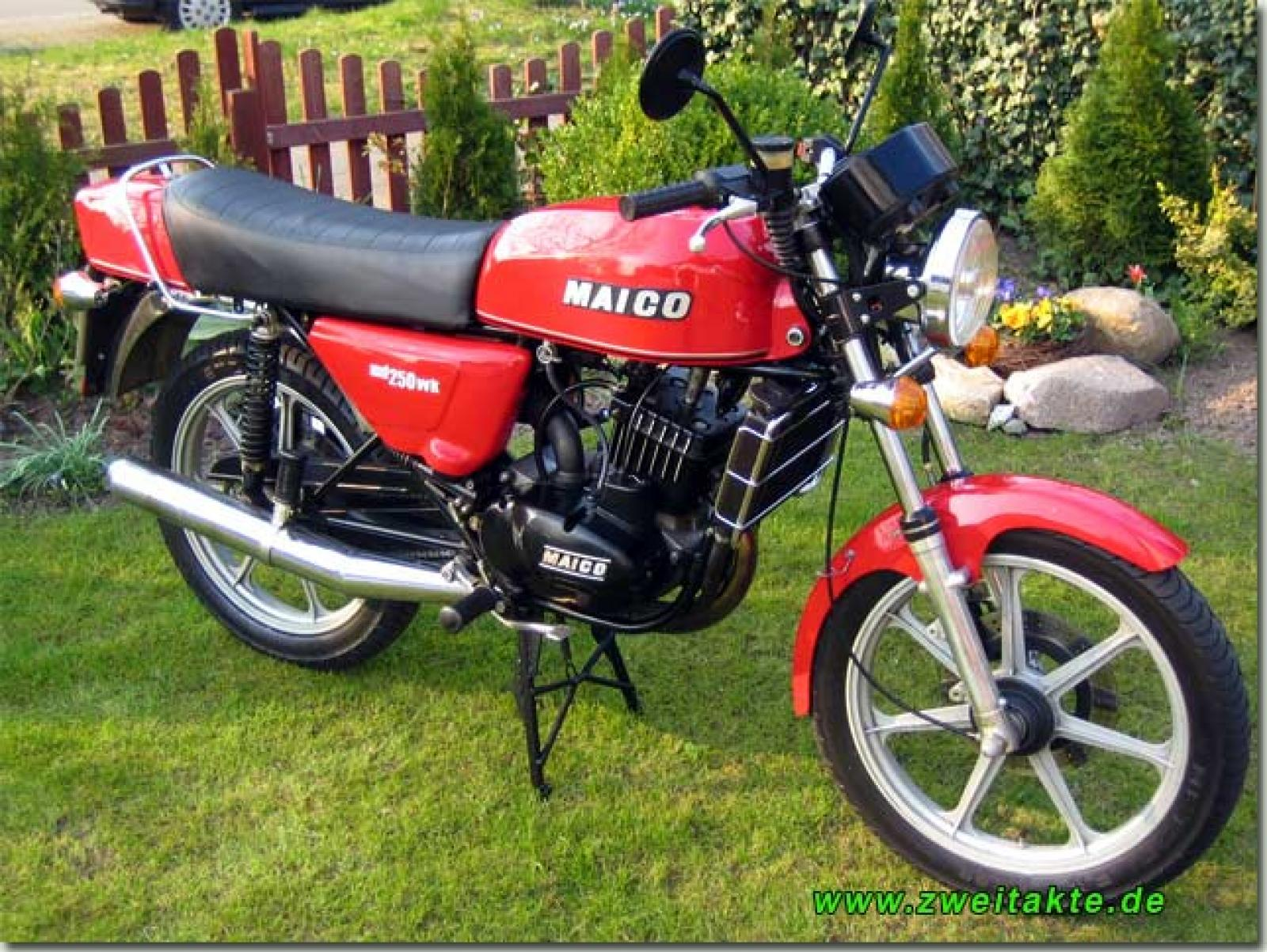 Maico MD 250 WK 1981 images #103499