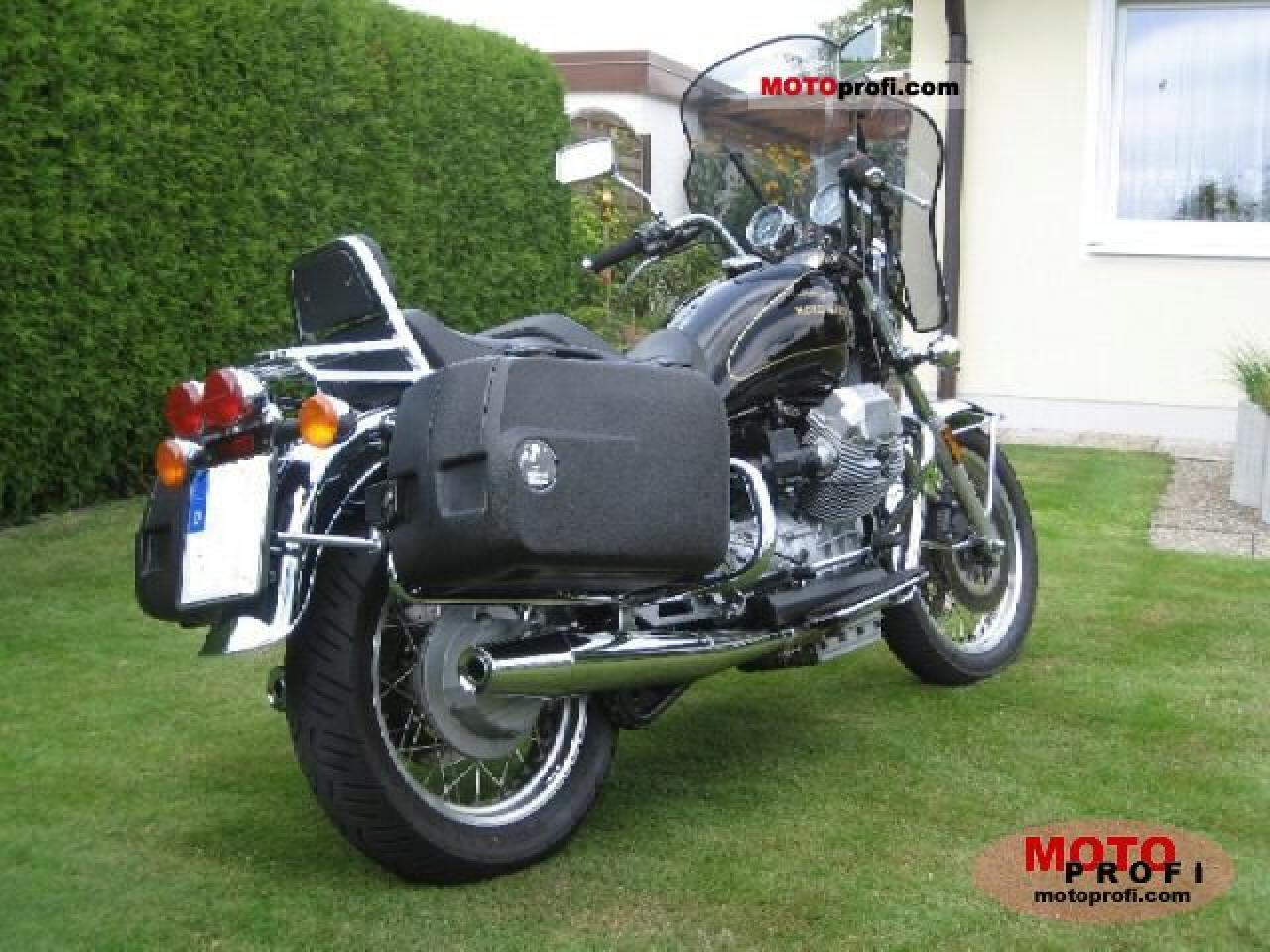 Moto Guzzi California 1100 i 1997 images #108840