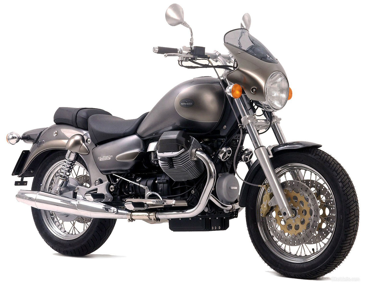 Moto Guzzi California Jackal 2001 images #109129