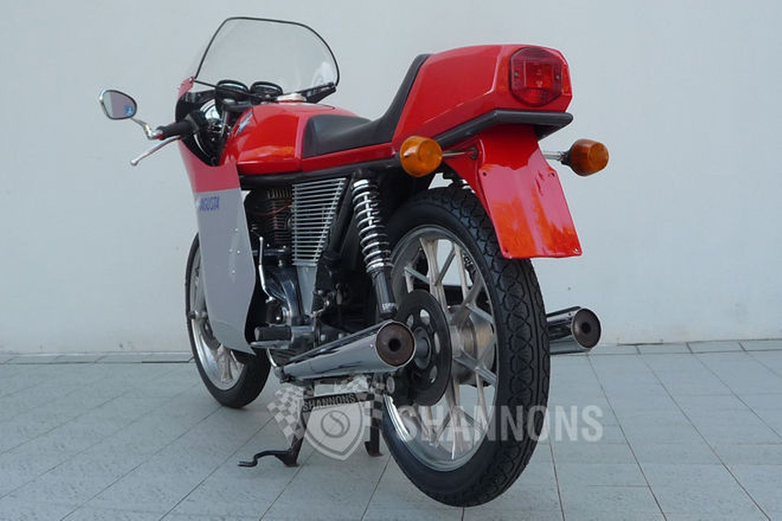 MV Agusta 350 S 1978 images #115934