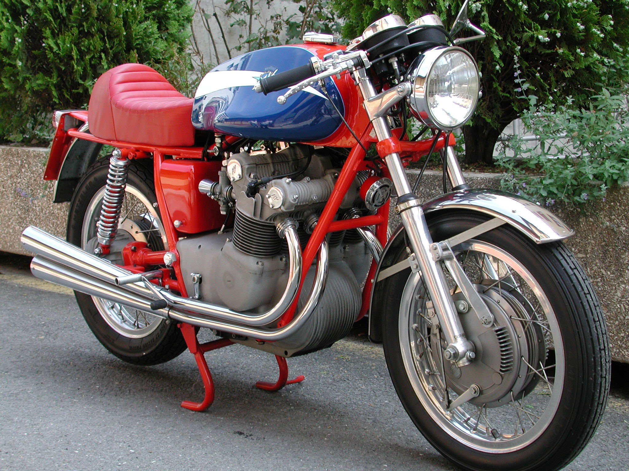 MV Agusta 750 S 1971 images #113160