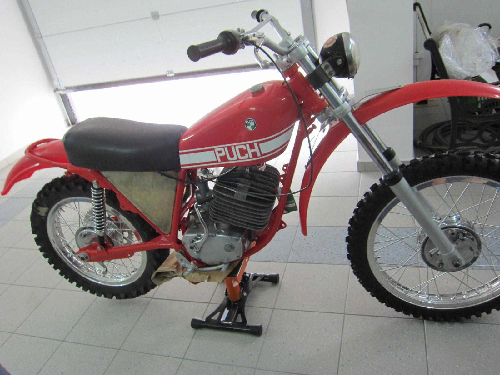 Puch 125 Enduro (6-speed) 1972 images #169704