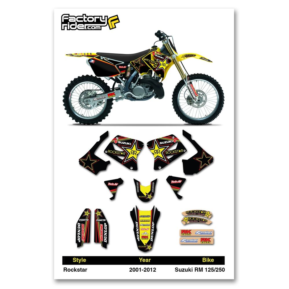 Suzuki Rm 80 Pics Specs And List Of Seriess By Year Onlymotorbikes Com