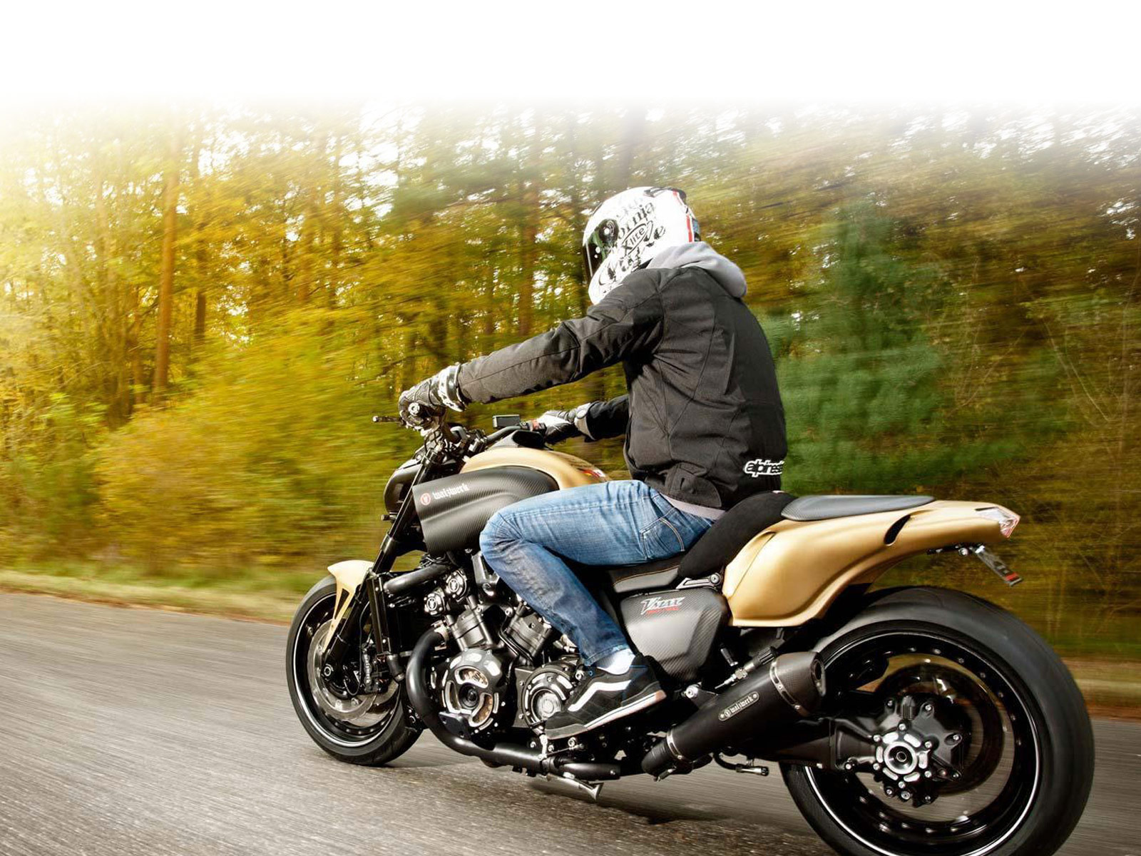 Yamaha VMAX Hyper Modified Marcus Walz 2013 images #92100