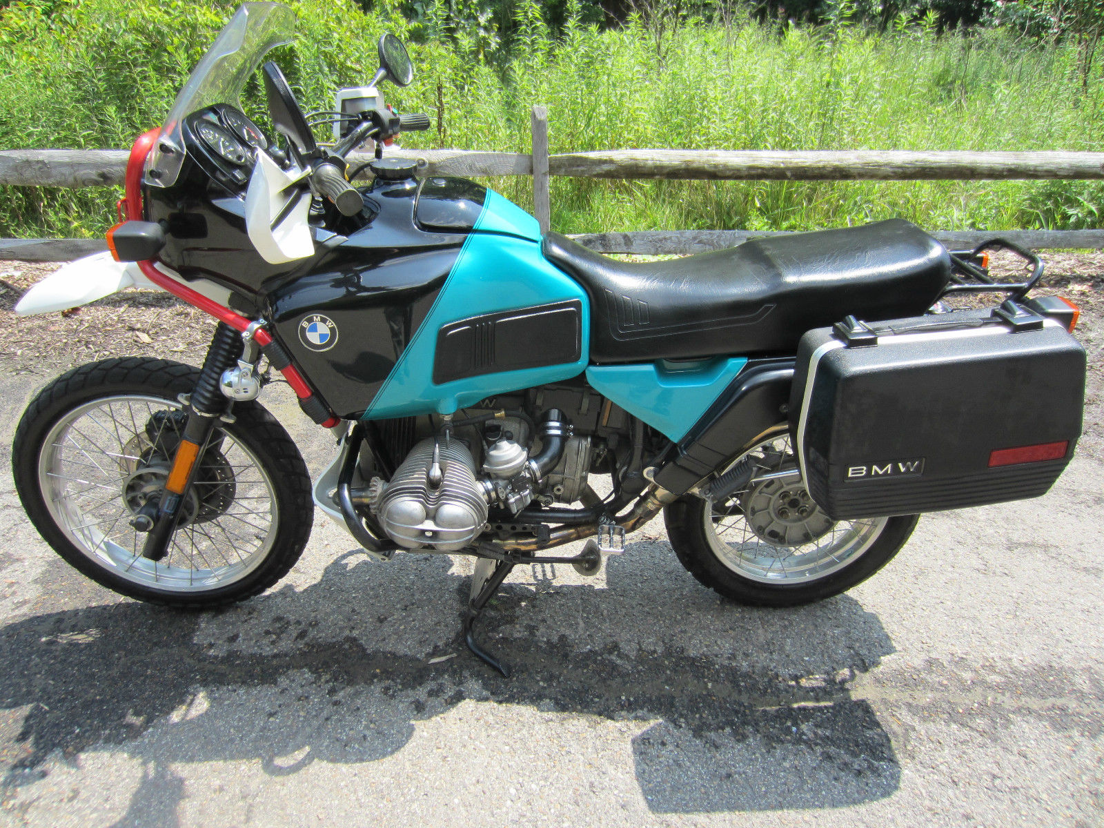 BMW R100GS 1992 images #77223