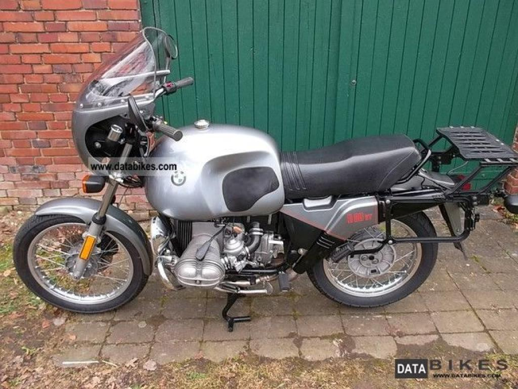 BMW R80RT 1984 images #165632