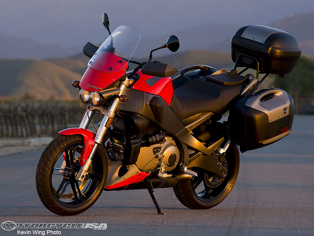 Buell Ulysses XB12X 2008 images #93981