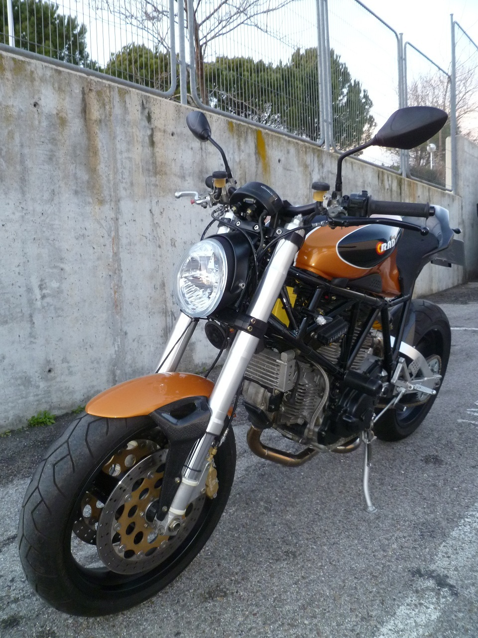 Ducati 750 SS 1998 wallpapers #11095