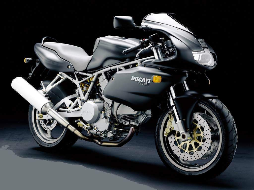Ducati 900 Sport wallpapers #11195