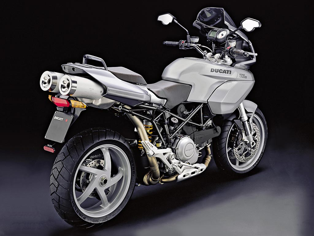 Ducati Multistrada 1000 DS 2006 images #79203