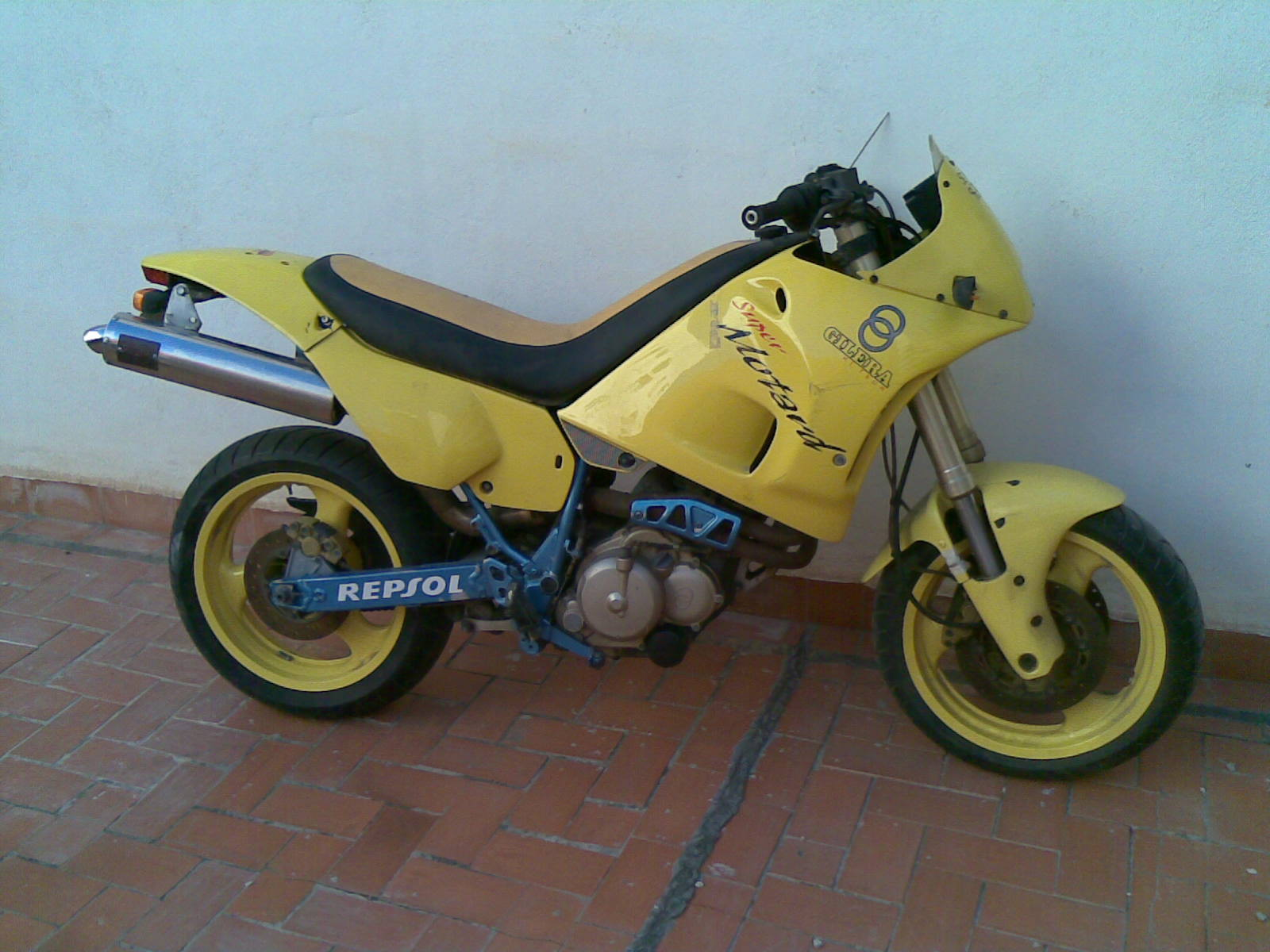 Gilera 600 Nordwest 1993 images #72963