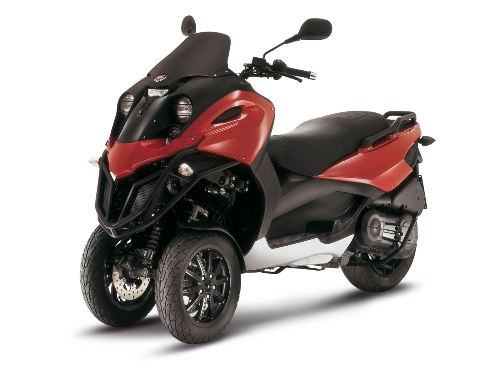 Gilera Fuoco 500 ie 2008 images #74157