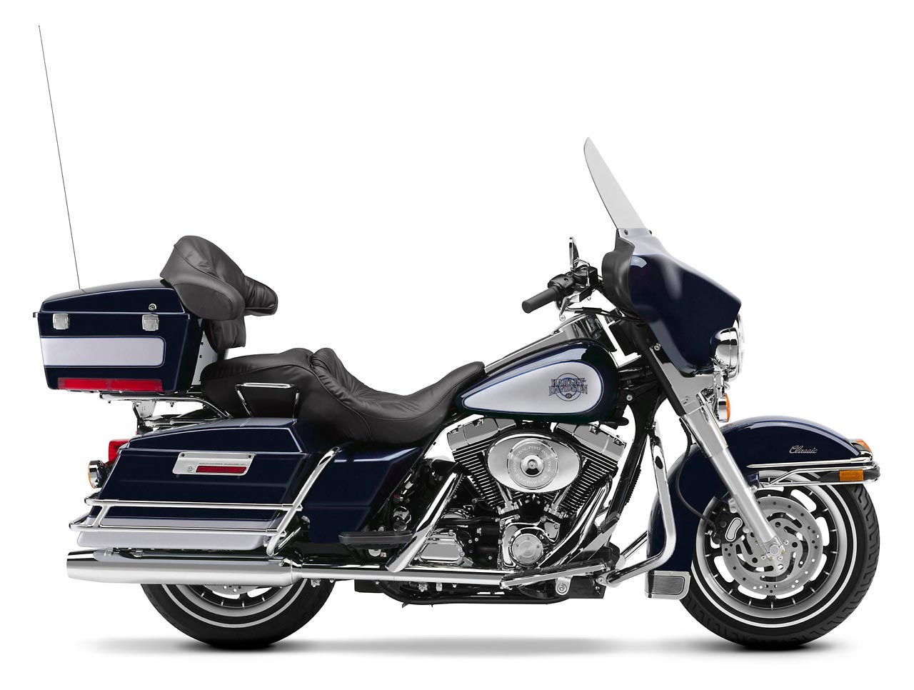 Harley-Davidson FLHTC Electra Glide Classic pics #18448