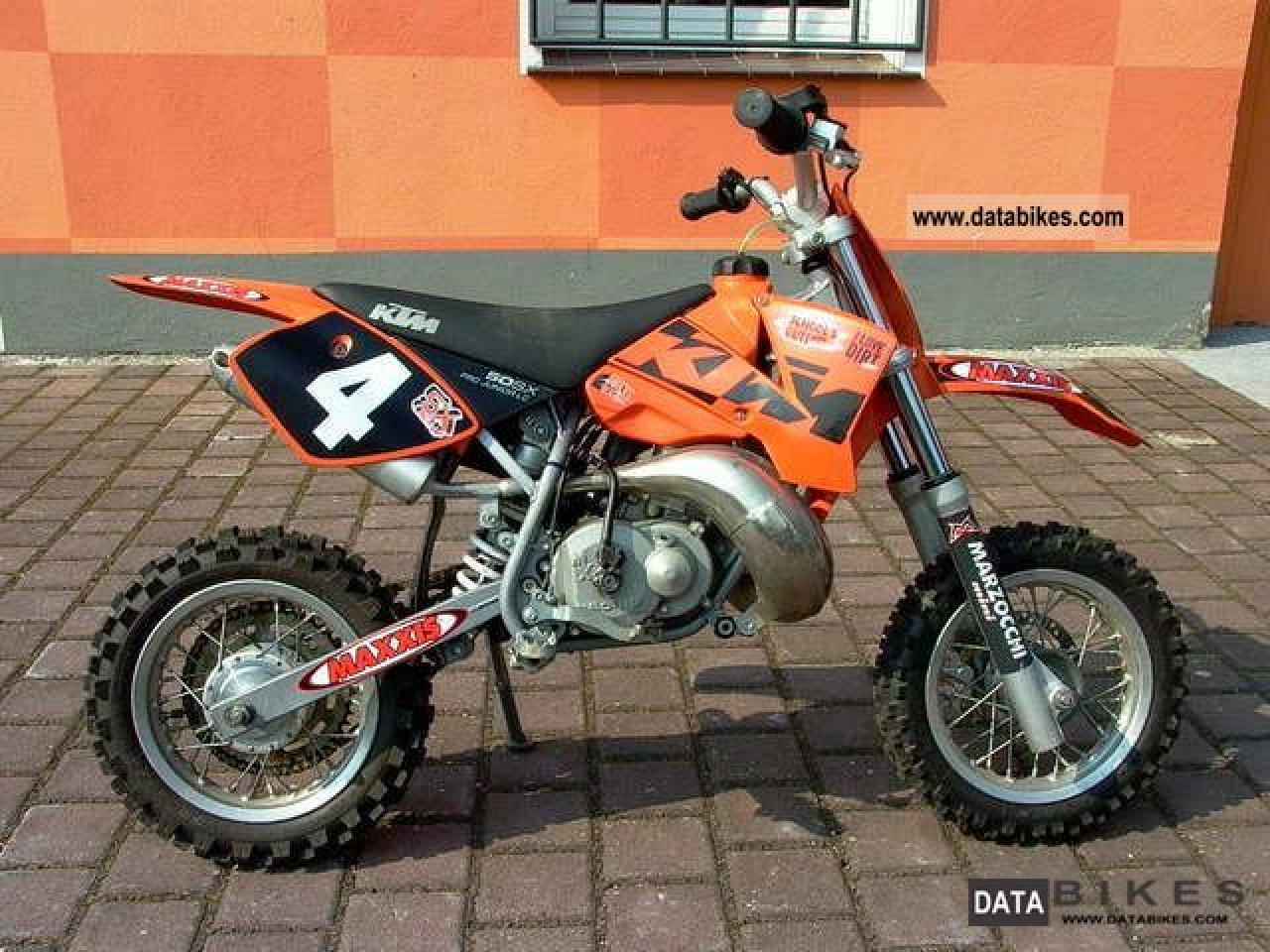 KTM 50 SX Pro Junior LC 2003 images #85745