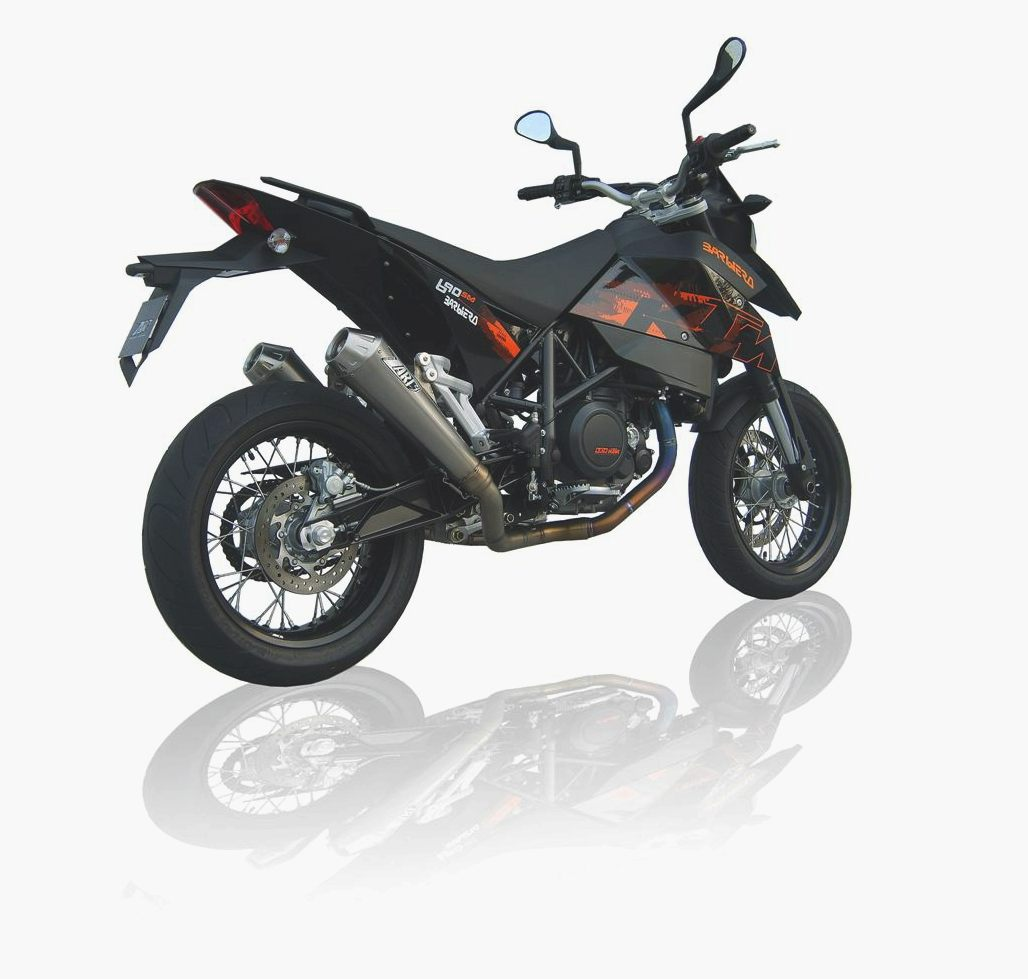 KTM 690 Supermoto Limited Edition images #155321