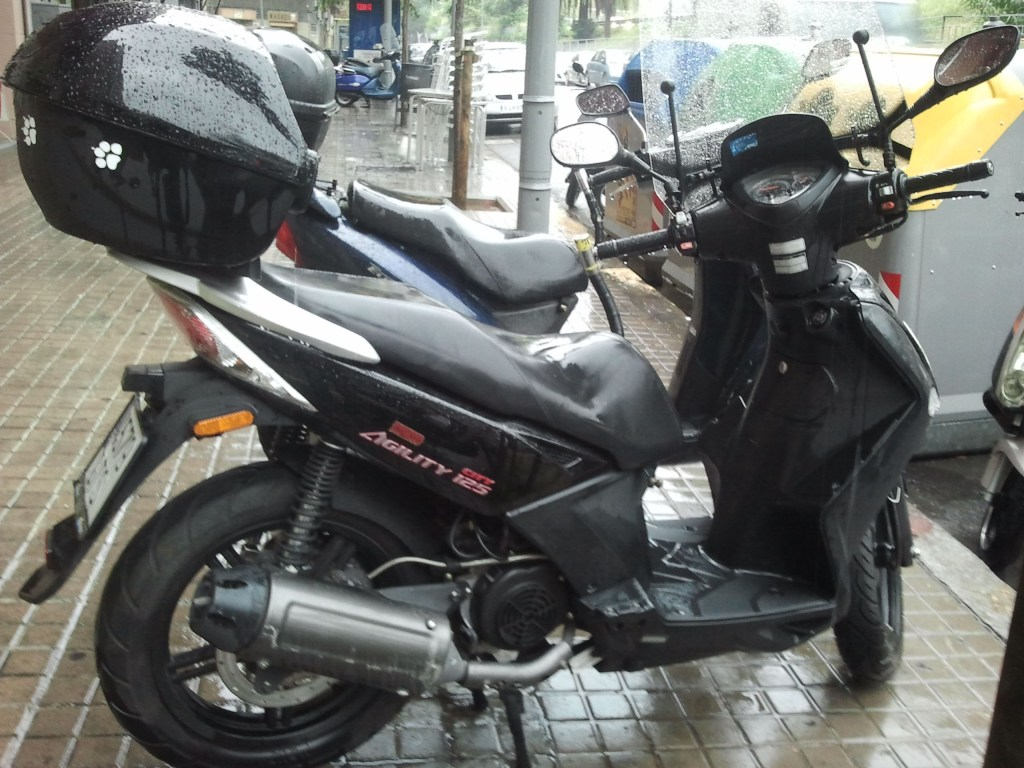 Kymco Agility City 125 images #101819
