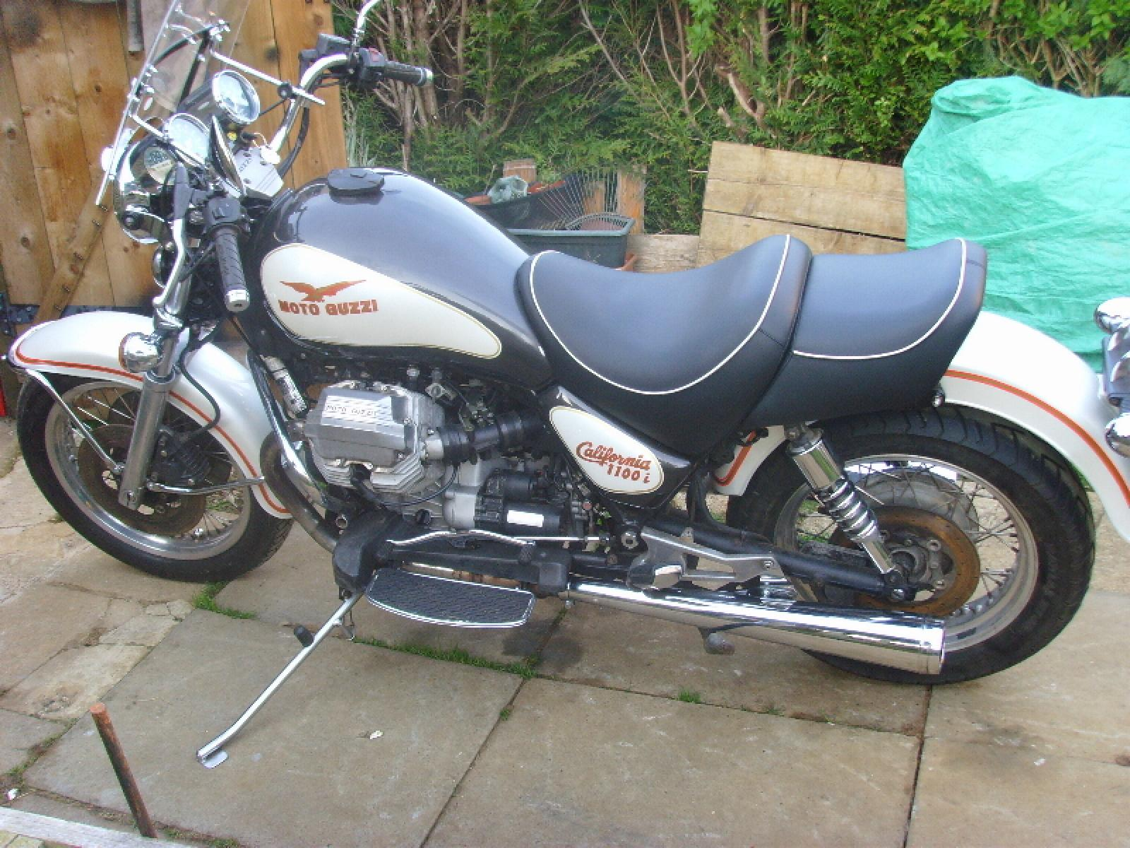 Moto Guzzi California 1100 i 1997 images #108841