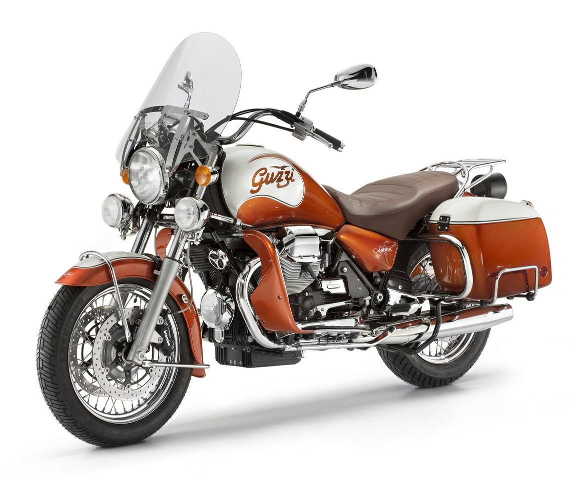 Moto Guzzi California 75 2000 images #108442