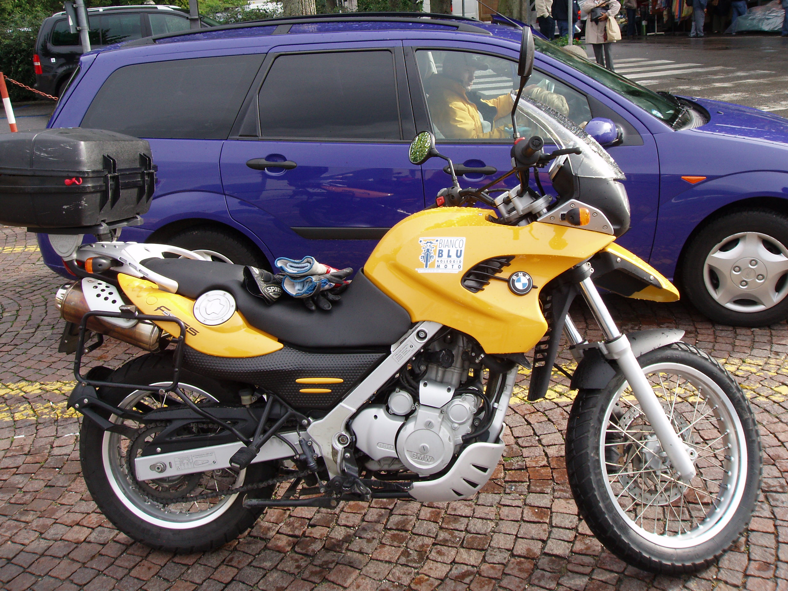 BMW F650GS 2003 images #7138