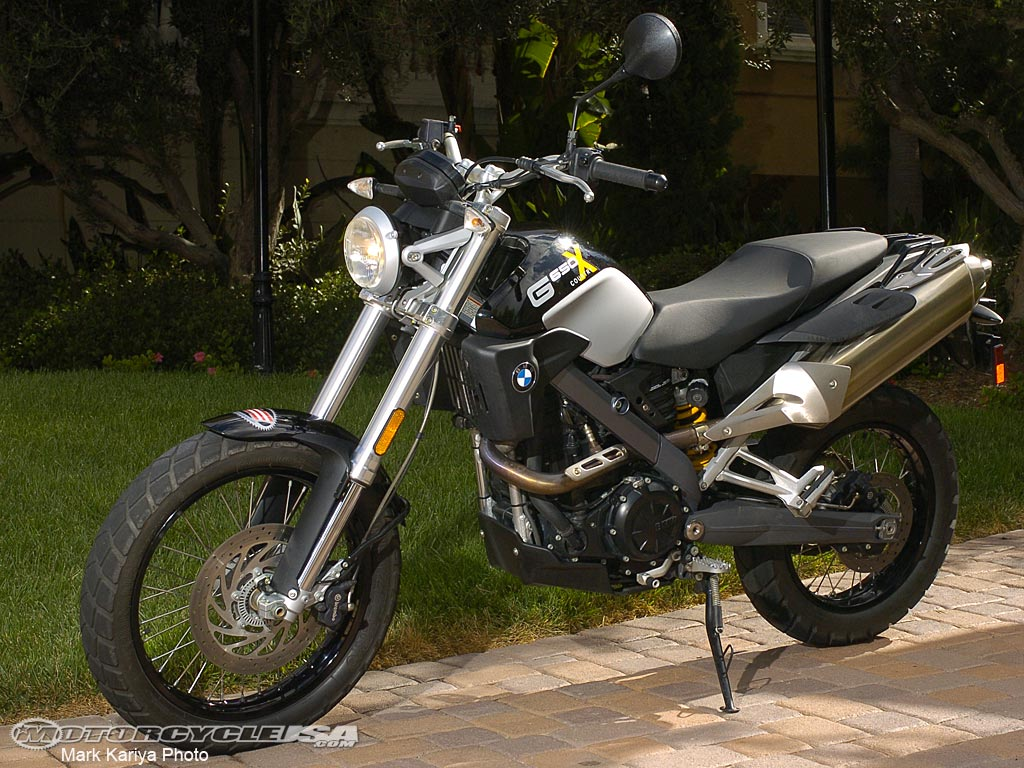 BMW G650 XCountry 2008 images #8218