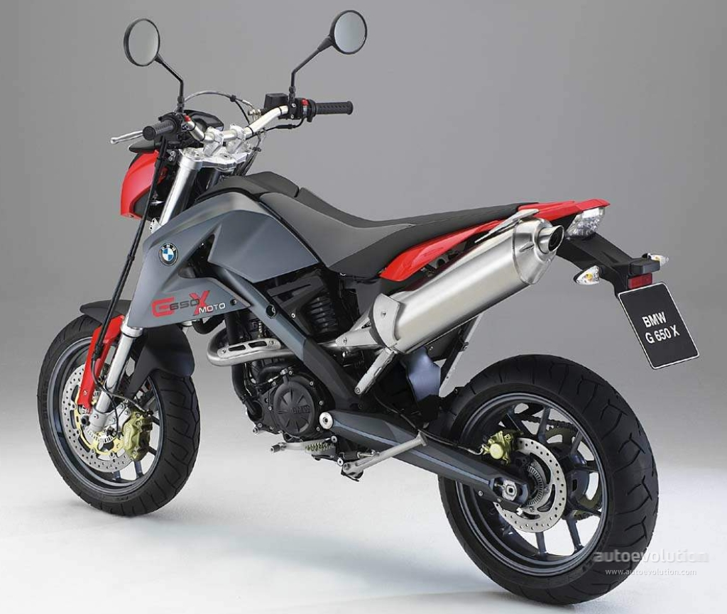BMW G650 XMoto 2009 images #35416