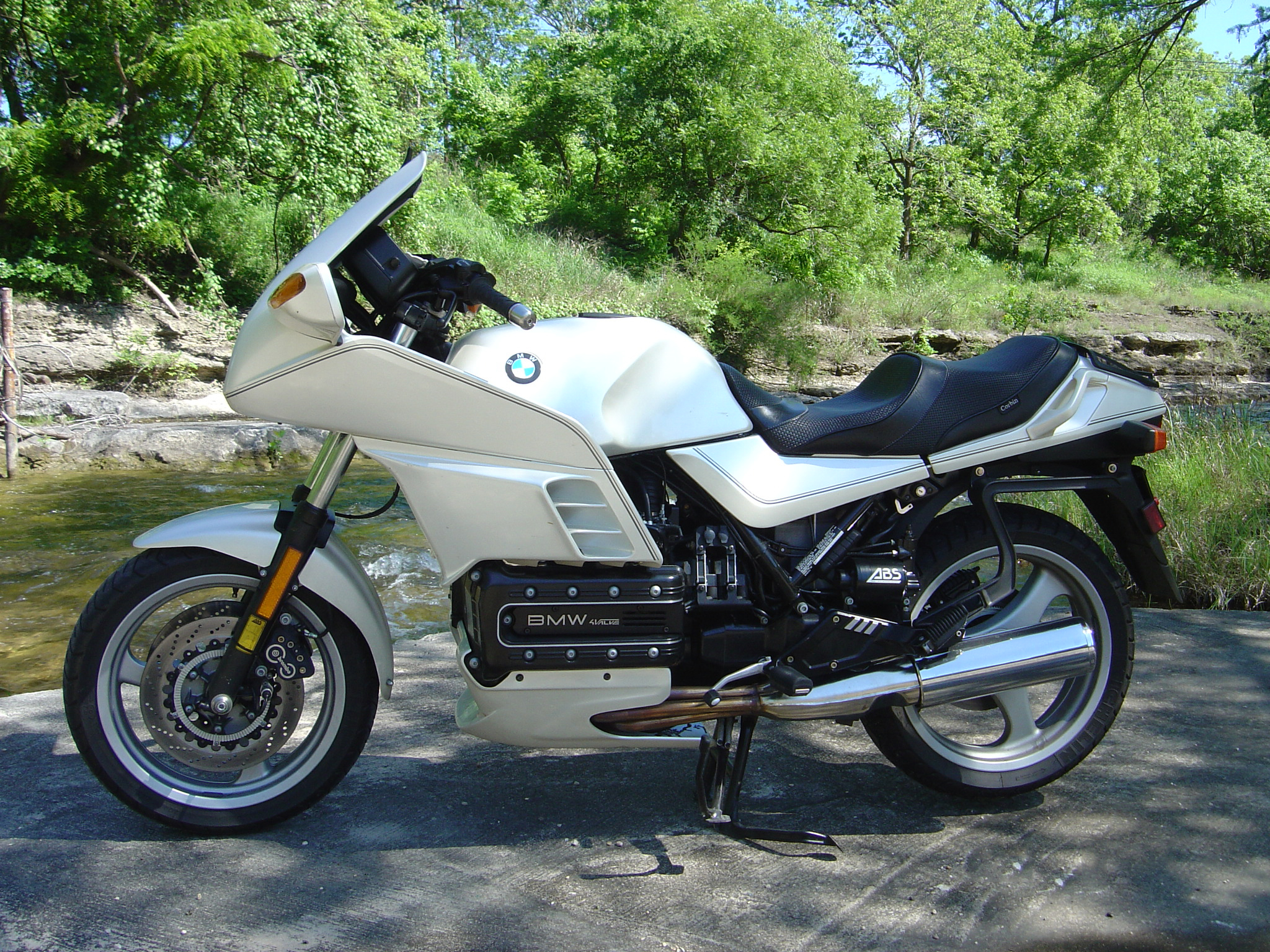 BMW K100RS 1989 images #12688