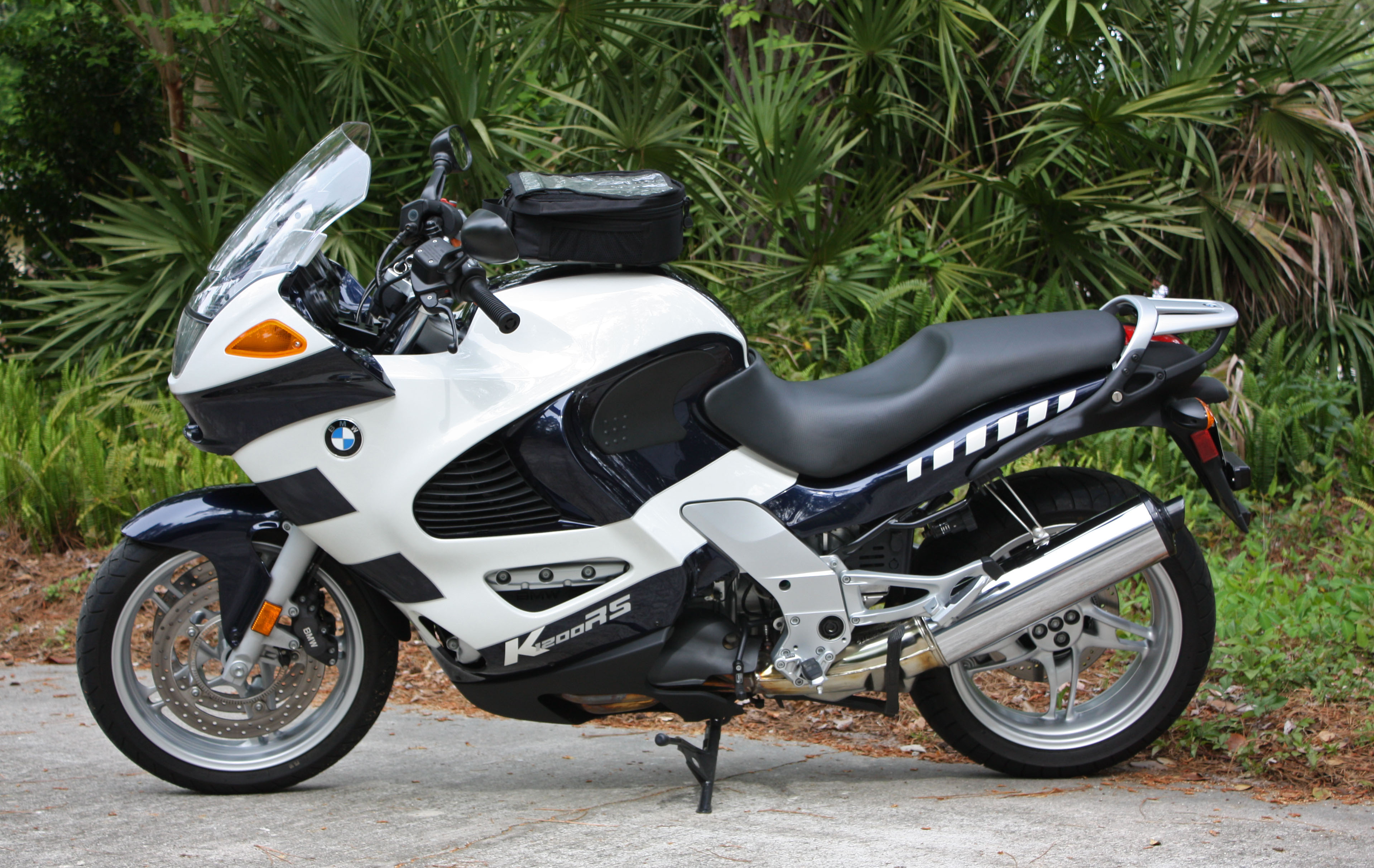 BMW K1200RS 2004 images #7831