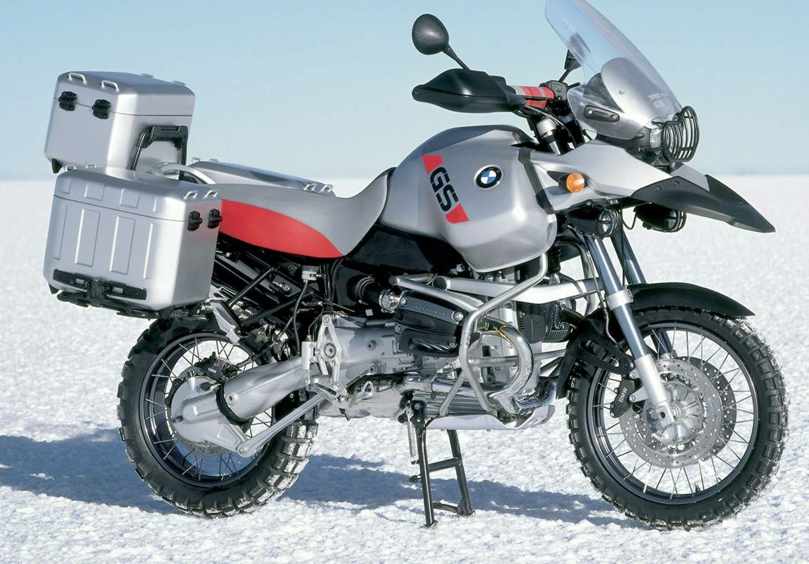 BMW R1150GS Adventure 2001 images #6938